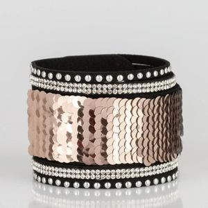 Gold/silver bracelet paparazzi